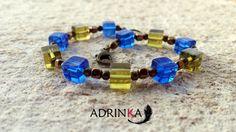 Pulsera ACHAC por Adrinka en Etsy, €10.00 Beaded Bracelets, Etsy, Jewelry, Handmade Gifts, Hand Made, Bracelet, Jewlery, Bijoux, Pearl Bracelets