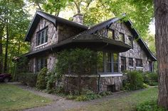 Real Estate – Forbes lists Detroit's housing market as most undervalued in nation Stone Cottages, Stone Houses, Detroit, Cottage In The Woods, The Rest Of Us, New Property, Architectural Salvage, Old Houses, Architecture Design