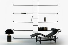 Aliante Bookshelf by Davide Anzalone
