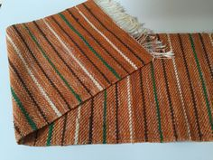 A personal favorite from my Etsy shop https://www.etsy.com/se-en/listing/463492414/vintage-swedish-hand-woven-table-mat