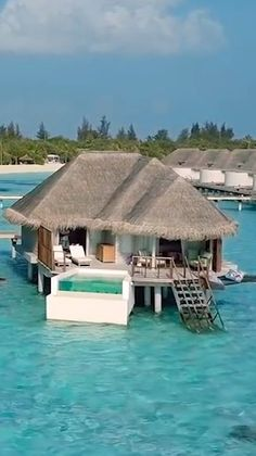 The Best Maldives Resorts (List) Wondering what the best Maldives resorts are? Here's a list of the top resorts in the Maldives you should consider for your vacation. This one in the video is 'Kanuhura Maldives' A great choice! Amazing Places On Earth, Beautiful Places To Travel, Places Around The World, Travel Around The World, Wonderful Places, Cool Places To Visit, Places To Go, Romantic Travel, Romantic Vacations