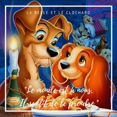 Le prendre ..... Citation Disney