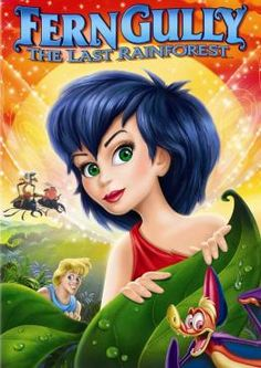 Ferngully The Last Rainforest