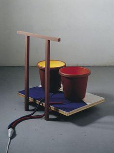 Pello Irazu Table, Artists, Furniture, Home Decor, Paint Plastic, Wood, Decoration Home, Room Decor, Artist