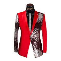 Men's 2-Piece Casual One Button Slim Fit Blazer Stylish S... https://www.amazon.com/dp/B01E8MZYUQ/ref=cm_sw_r_pi_dp_x_7UYGybQX8GX3K