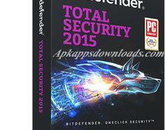 Bitdefender Total security 2015 Serial key + Crack Keygen