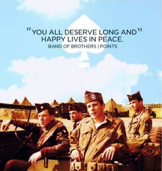 Surely, these men can teach us a lot. With these upcoming, most inspiring Band of Brothers Quotes, one can easily reform their lives and learn a lot in Band Of Brothers Quotes, Brother Quotes, Brothers Movie, Company Of Heroes, We Happy Few, Some Motivational Quotes, Peace And Love, My Love, Real Hero