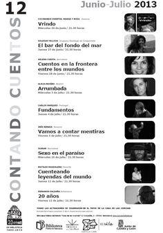 Fotos de la XII Edición de Contando Cuentos 2013 - Google Fotos To Tell, Short Stories