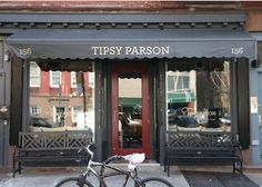 Restaurant Visit: The Tipsy Parson in New York : Remodelista