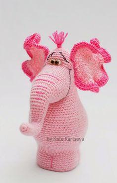 Katkyta handmade Игрушки и другие поделки ручной работы и не только: Денежный талисман Слон 1