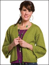Super seed kimono. Pattern calls for worsted weight. Wonder how it would work in a lighter yarn?