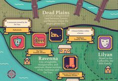 This visual guide to Assassin's Heart breaks down the locations and the nine clipper Families in the kingdom of Lovero who lawfully take lives for a price. Heart Breaks, Ravenna, Fantasy World, Assassin, Night Life, Families, Infographic, Home And Family, Inspiration