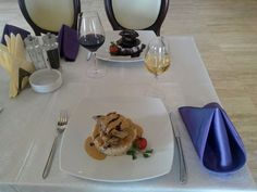 Delicious #lunch or romantic #dinner.Greaca Mansion is the ideal choice