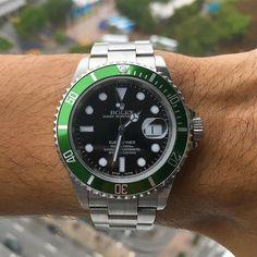 The Hulk big brotherSubmariner 50th Anniversary edition MK1 dial  #rolex #submariner #1680 #1655 #6610 #newman #1016 #1019 #daytona #miami #miamibeach #watch #watches #collector #5512 #5513 #audemarspiguet #patekphilippe #redsub #vintage #vintagerolex #rolexoman #khanjer  #1803 #1804 #6611 #1807 #daydate #arabicrolex #patekphilippe #omega by awadwatches #rolex #submariner