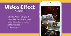awesome Video Impact On Image -  Android Supply Project (Audio/Video)