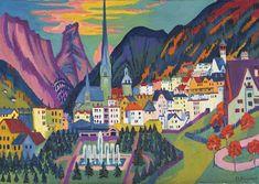 Margini in/versi: Ernst Ludwig Kirchner - Rinascita sui monti