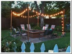 ****PaRtY On The Patio!**** | Light Posts, Tiki Torches And Torches