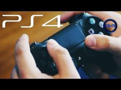 PLAYSTATION 4 (PS4) - In Action! Share Button, Remote Downloads & More! - (Sony Console HD)