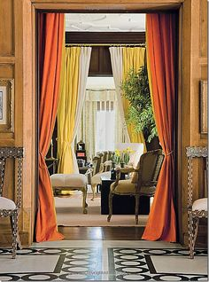1000 Images About Portiers Doorway Curtains On