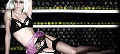 Gorgeous Anais set by Lascivious lingerie