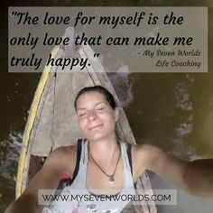 My Seven Worlds - Life coaching and backpacking combined in luxury I Can Do It, Love You, Learning To Relax, Standard Form, Life Advice, Self Confidence, Good Mood, Self Development, I Am Happy