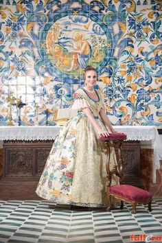 Valencia Spain, If I Stay, 18th Century, Portal, Gowns, Beautiful, Design, Dress, Outfit