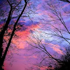 Amazing North Carolina sunrise