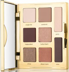 Tarte Double Duty Beauty Young, Wild & Free Amazonian Clay Palette; gorgeous neutrals!