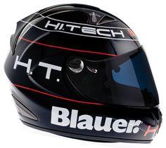 Blauer Force One Schwarz - FC-Moto.de 325€