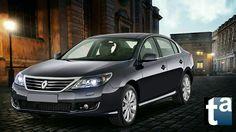 063 - CITY LIGHTS #Renault #Latitude E-Segment - Renault Samsung Motors #Automotive