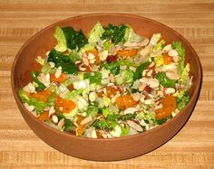 I made this salad for a dinner party and all the guests really loved it I knew it tasted good when someone elses husband commented on it! My son ate the leftovers for lunch the next day and everyon...