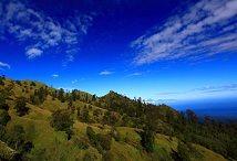 rinjani mountain, lombok