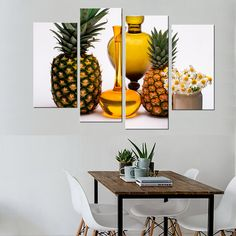 cuadros modernos para comedor - Buscar con Google …   Decoracion ...