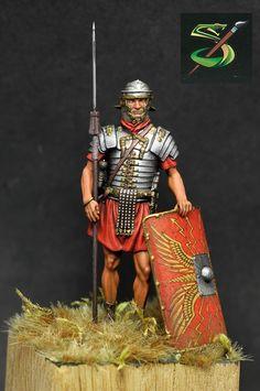Roman Legionary (1st quarter 1st CAD)
