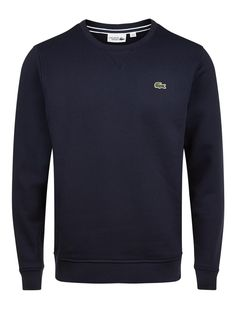 c78286ce5888 Buy your Lacoste Lacoste Crew Neck Fleece Sweatshirt online now at House of  Fraser. Why