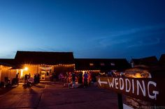 The Courtyard at Stratton Court Barn. Photo courtesy of Tony Hart Photography. Tony Hart, After Dark, Professional Photographer, Outdoor Lighting, Twilight, Summer Wedding, How To Look Better, Barn, Wedding Photography