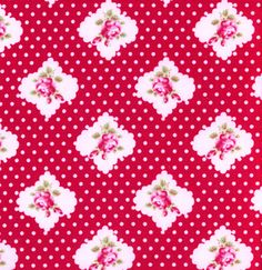 FreeSpirit Quilting Fabric:  Tanya Whelan, Darla collection fabrics, sort of retro looking fabrics... maybe an apron or placemats?