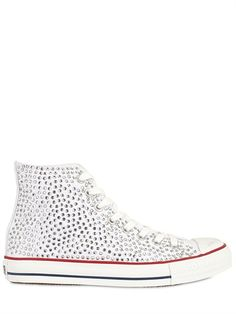 bedazzled converse sneakers