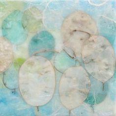 encaustic painting by ernestine