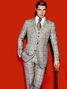 love the color. and that suit. me oh my