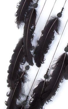 Lace Doilies, Crochet Doilies, Hand Crochet, Crochet Hooks, Black Dream Catcher, Large Dream Catcher, Doily Dream Catchers, Estilo Boho, Large Black