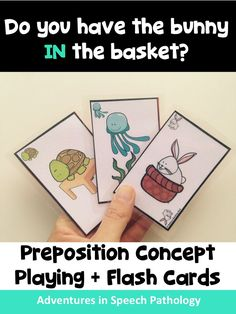 A Gift of Speech found this EASY way to teach 16 core prepositions. Preschool Speech Therapy, Speech Pathology, Speech Language Pathology, Speech Therapy Activities, Language Activities, Speech And Language, Preposition Activities, Number Activities, Vocabulary Activities