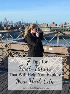 7 Tips for First-Timers That Will Help You Explore New York City - The Full-Time Tourist Nyc Itinerary, A New York Minute, Voyage New York, New York City Travel, Upstate New York, United States Travel, Exterior, Travel Usa, Solo Travel