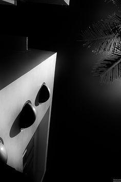 black bubbles Art Deco #Miami #