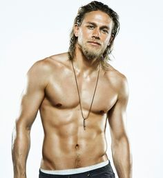 Here ya go ladies!   22 of the Sexiest Charlie Hunnam Pictures Out There