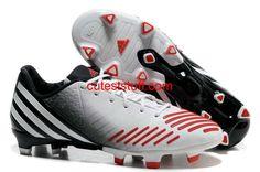 online store 152e6 3c922 Adidas Predator LZ TRX FG White Red Black under   50.00