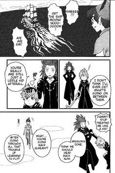 Kingdom Hearts: 358/2 Days 25 Page 30
