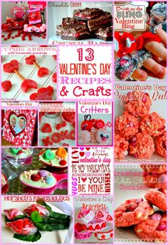 Valentine's Day Rings for kids! Made from Hershey's Kisses and pipe cleaner - super easy and fun too!