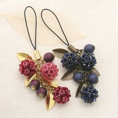 How to make beaded berries