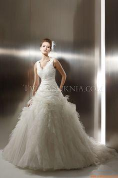 Robe de mariée Jasmine T492 Couture 2012 - Fall 2011